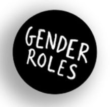 Gender Roles Patch