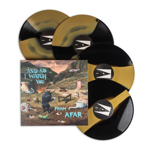 And So I Watch You From Afar - ASIWYFA – 4LP