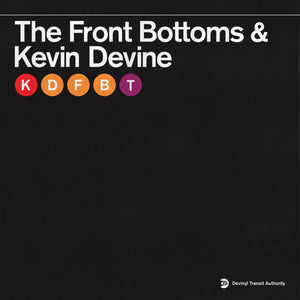 Kevin Devine / The Front Bottoms - Split 7""