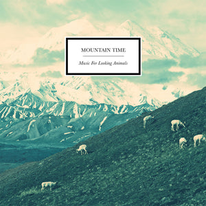 Mountain Time - Music For Looking Animals - LP