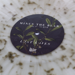 Minus The Bear - Lost Loves LP/CD