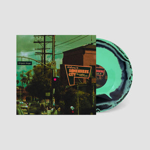 Origami Angel - Somewhere City LP