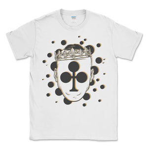 Jamie Lenman - King of Clubs - T-Shirt