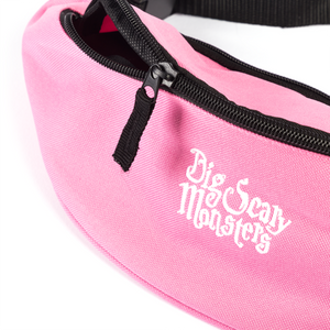 Big Scary Monsters Logo Bum Bags