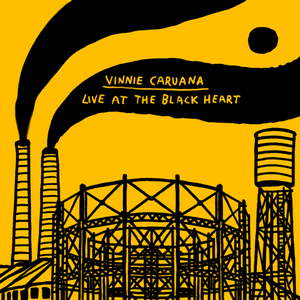 Vinnie Caruana -  Live at The Black Heart (Double LP)