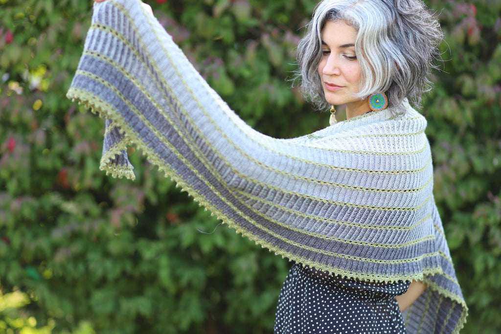 Preorder - Architecture Shawl Kits