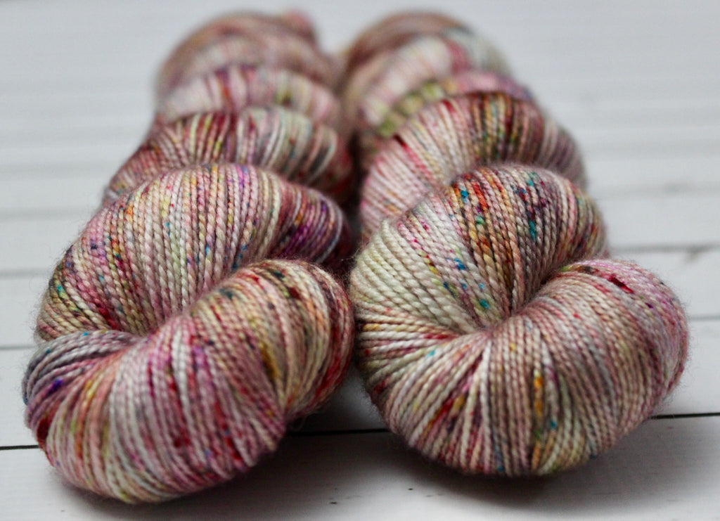 *12 Week Preorder* The City So Nice, They Named It Twice. - Hand Dyed Yarn