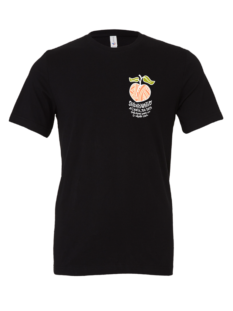 Georgia Peach Tee - Stitches United 2019