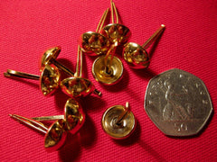 STUDS Gold 13mm