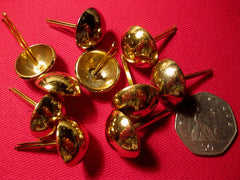 STUDS Gold 19mm