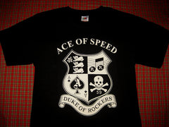 DUKE OF ROCKERS T-shirt