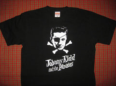JOHNNY KIDD & THE PIRATES T-shirt