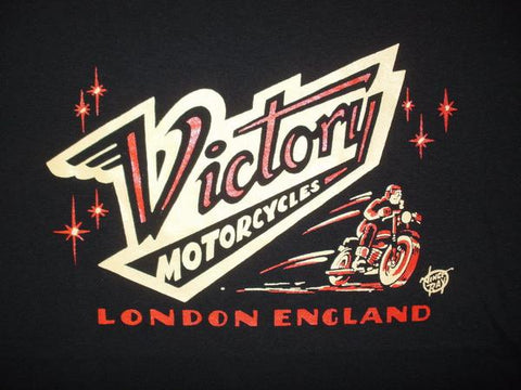 VICTORY Motorcycle T-shirt