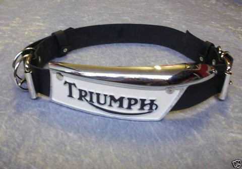 Triumph 70's Tank Badge Belt