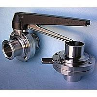 Butterfly Valves - Clamp Style - Sale