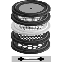 Perforated Disc Gaskets
