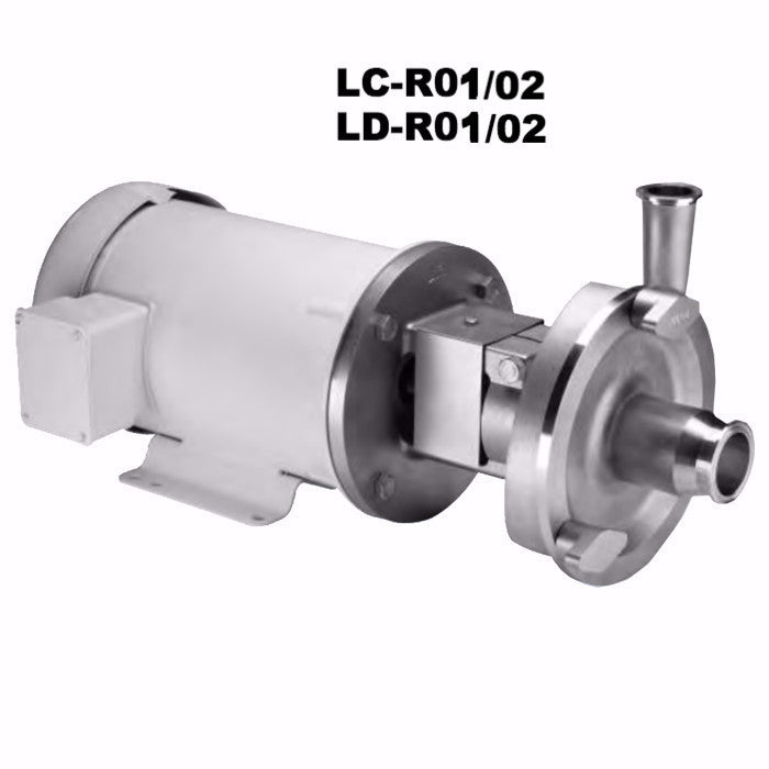 Ampco LX-R01/02 Centrifugal Pump Assembly (1 - 1 1/2 HP)