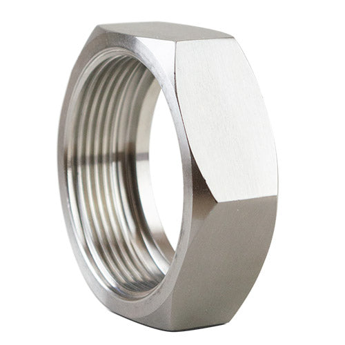 13H - Bevel Seat Union Hex Nut