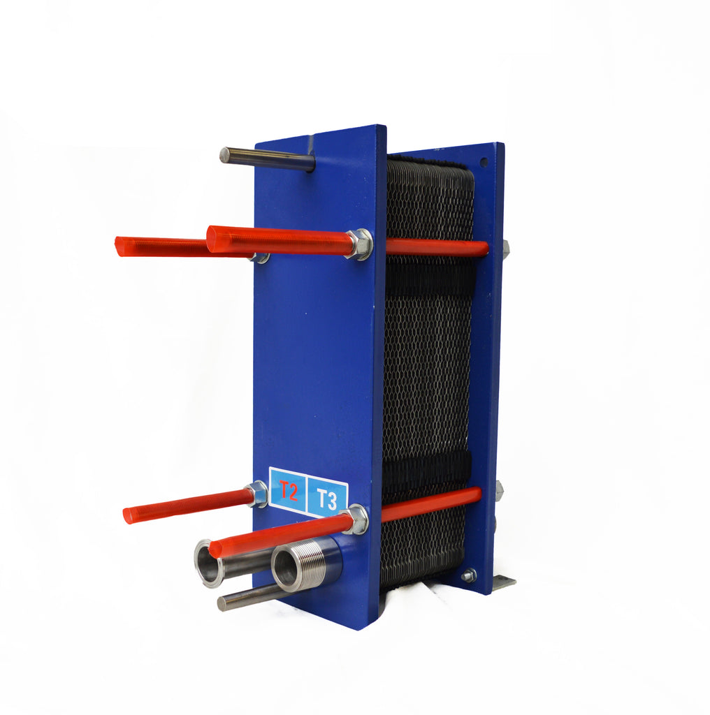 CPE30H-XXD Plate Heat Exchanger Back