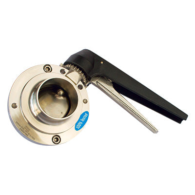 Butterfly Valves - Weld Style - Sale