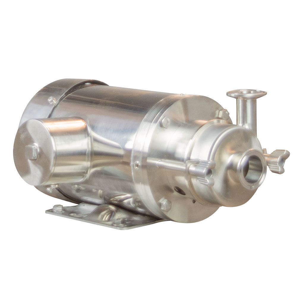 C100MD Pump With Stainless Steel Washdown Motor (1/2 - 1 HP)