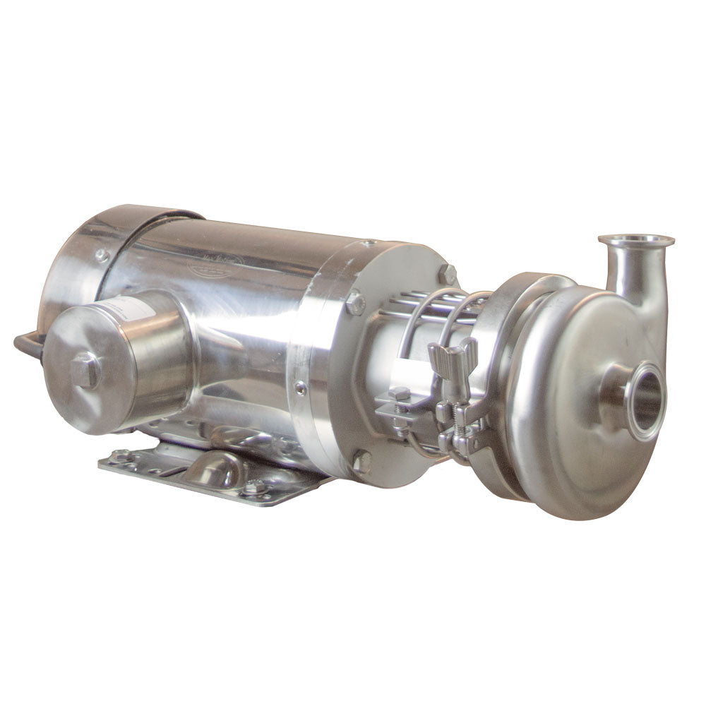 C114MD Pump With Stainless Steel Washdown Motor (1 1/2 HP)