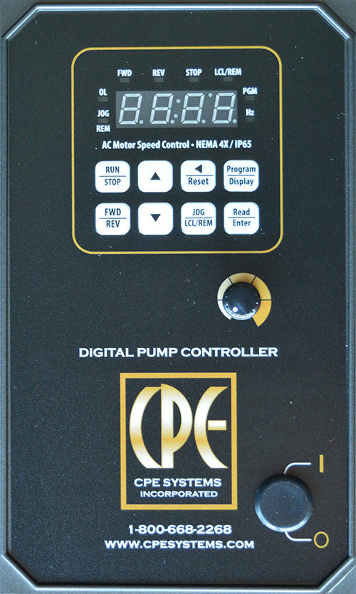 KBDA-27(D) Digital Drive   ( 2 HP Single phase input)