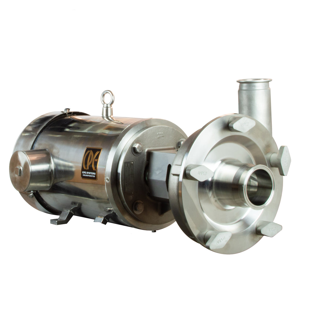 AMPCO LFV Centrifugal Pump (7 1/2- 15 HP)