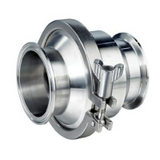 Disc Check Valves - Clamp style
