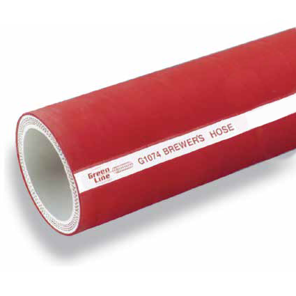 Butyl Rubber Brewers Hose (Bulk)