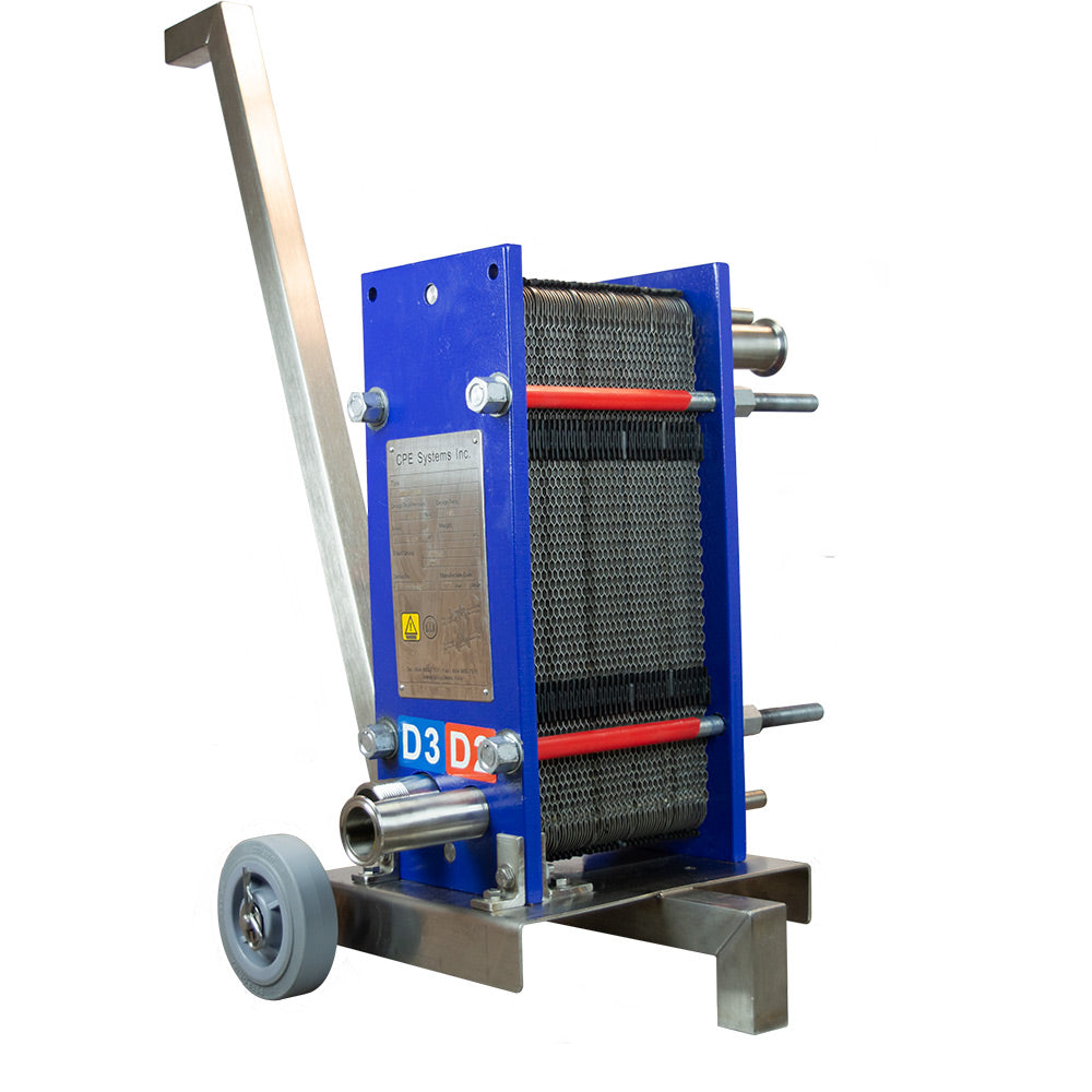 CPE30H-XXD Portable Plate Heat Exchanger