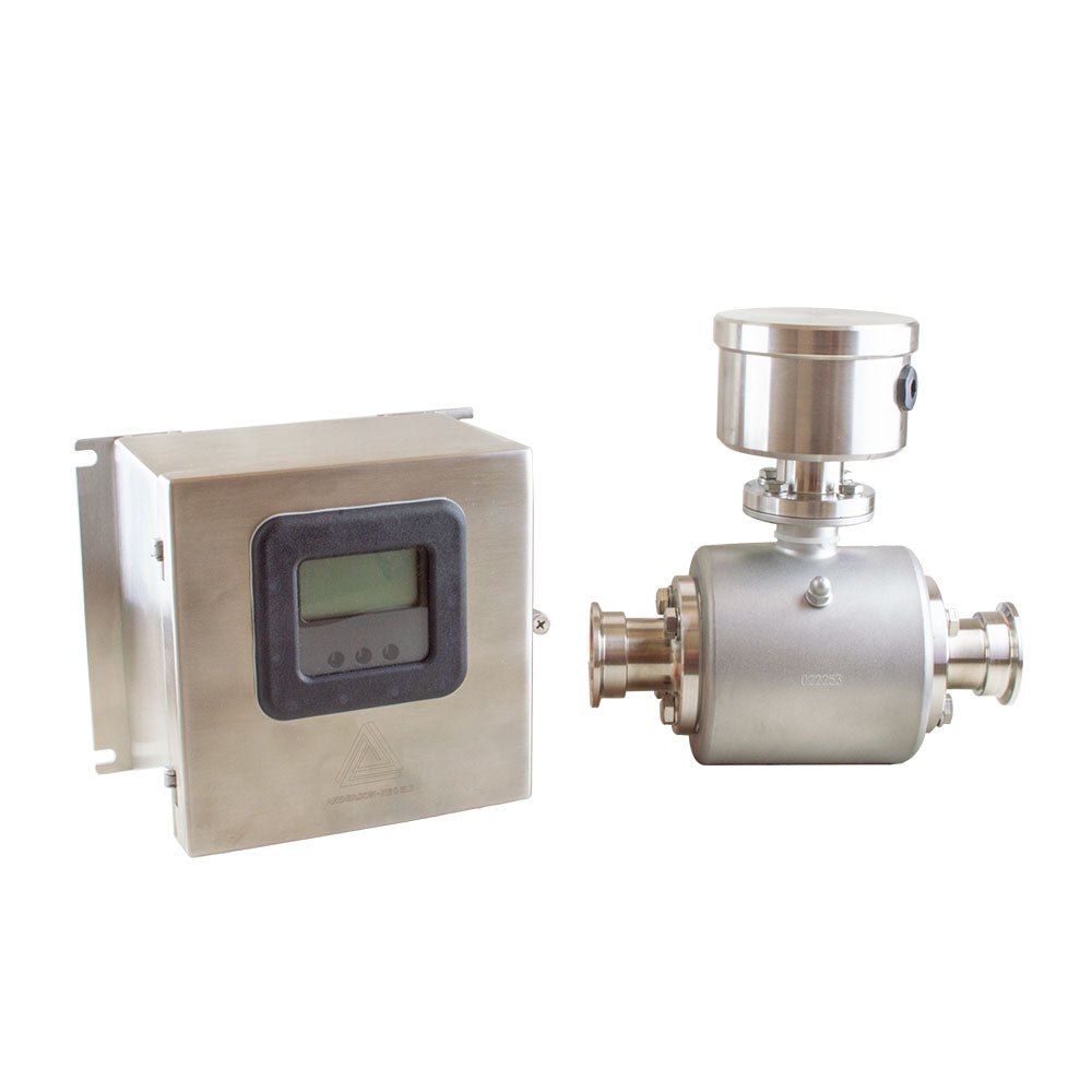 IZMAG Electromagnetic Flow Meter with Display