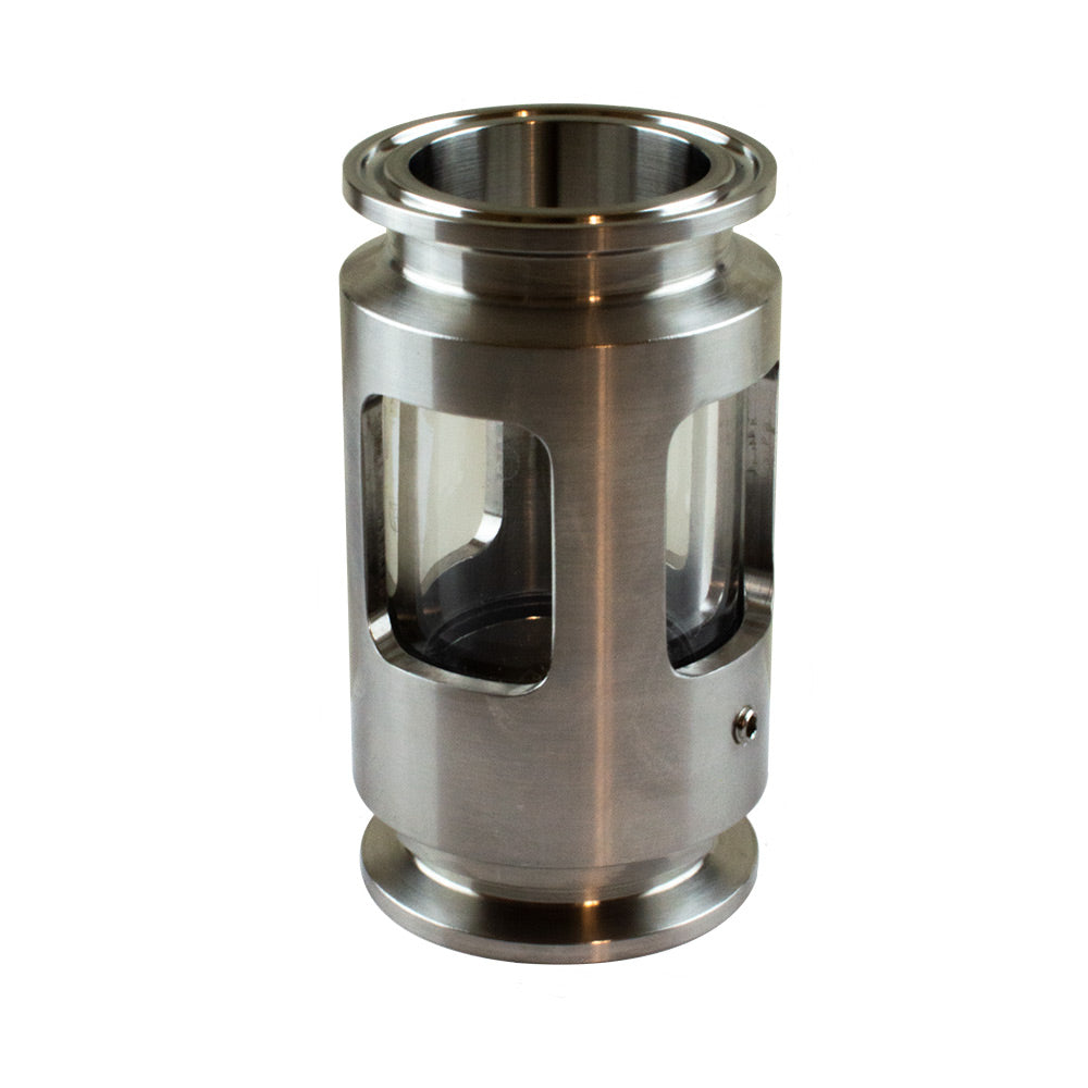 Compact Inline Sight Glass