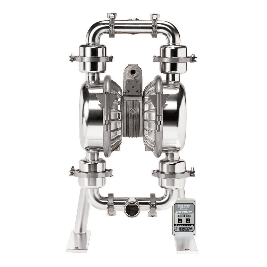 Standard Pump Air Operated Double Diaphragm Pumps