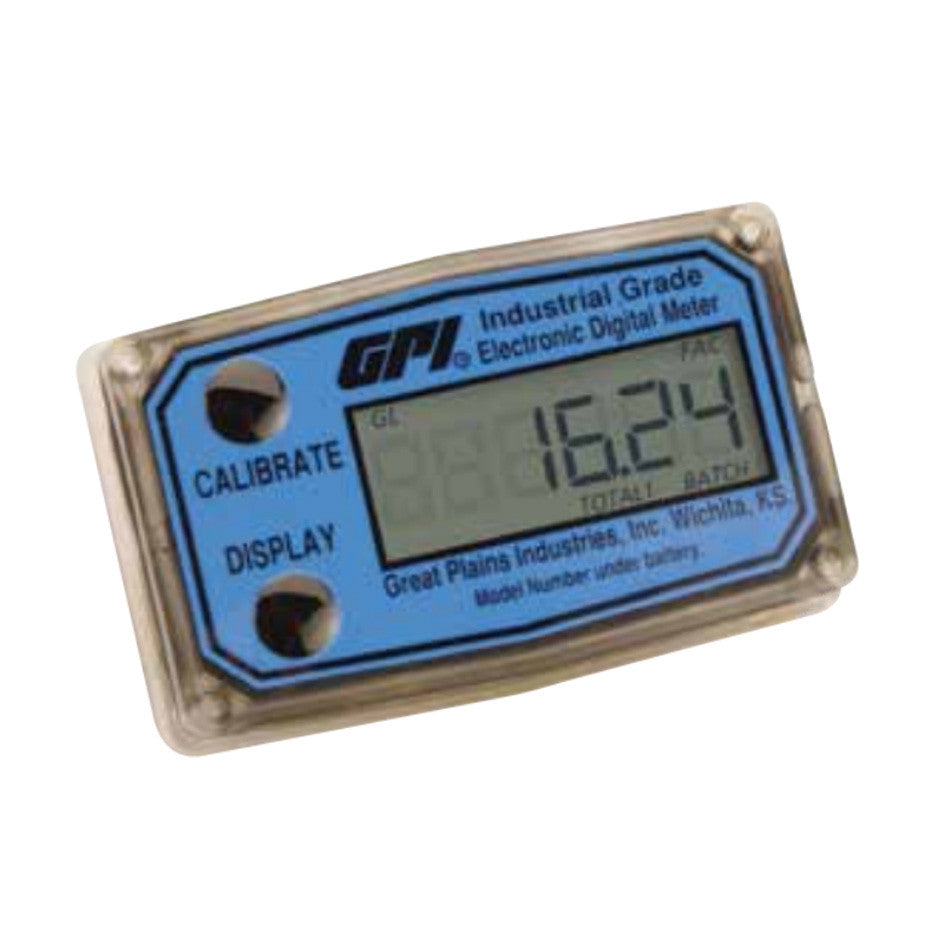 Electronic Local Display for G2 Series Meters