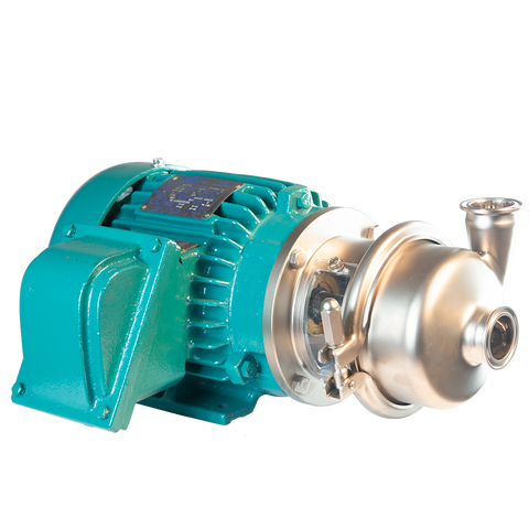 INOXPA Hyginox SEN-20 Centrifugal Pump with Explosion Proof Motor