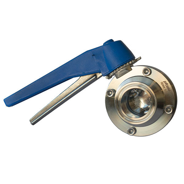 Butterfly Valves - Clamp Style