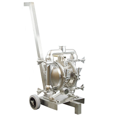 Collections cpe systems inc portable standard pure pump air operated diaphragm pump ccuart Images