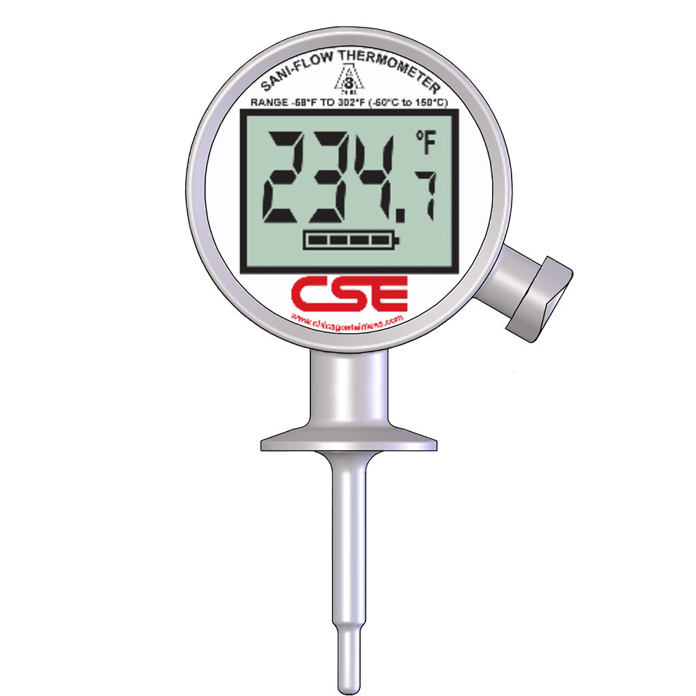 Sanitary Digital Thermometer