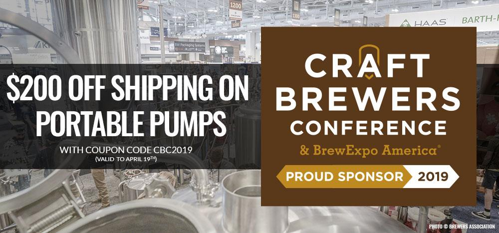 CPE at the 2017 Craft Brewers Conference!