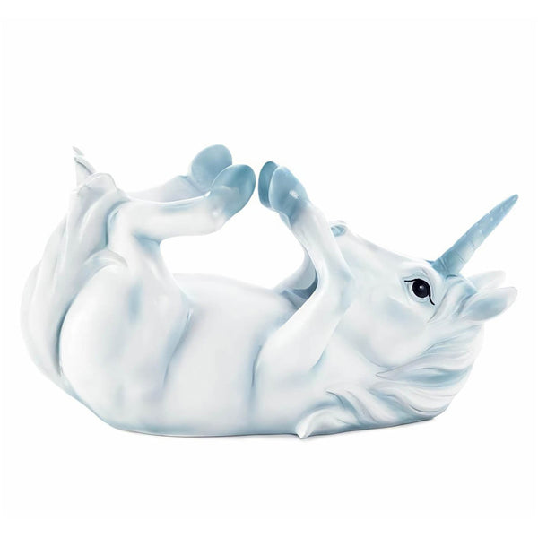 Unicorn Wine Bottle Holder For Tabletop And Countertop
