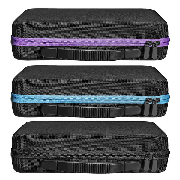 Essential Oils Aromatherapy Carrying Case For 60 Bottles