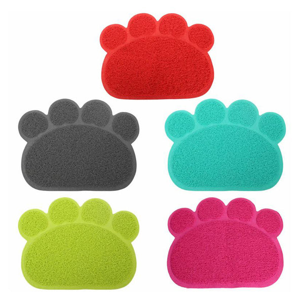 Food Placement Mat For Dogs And Cats