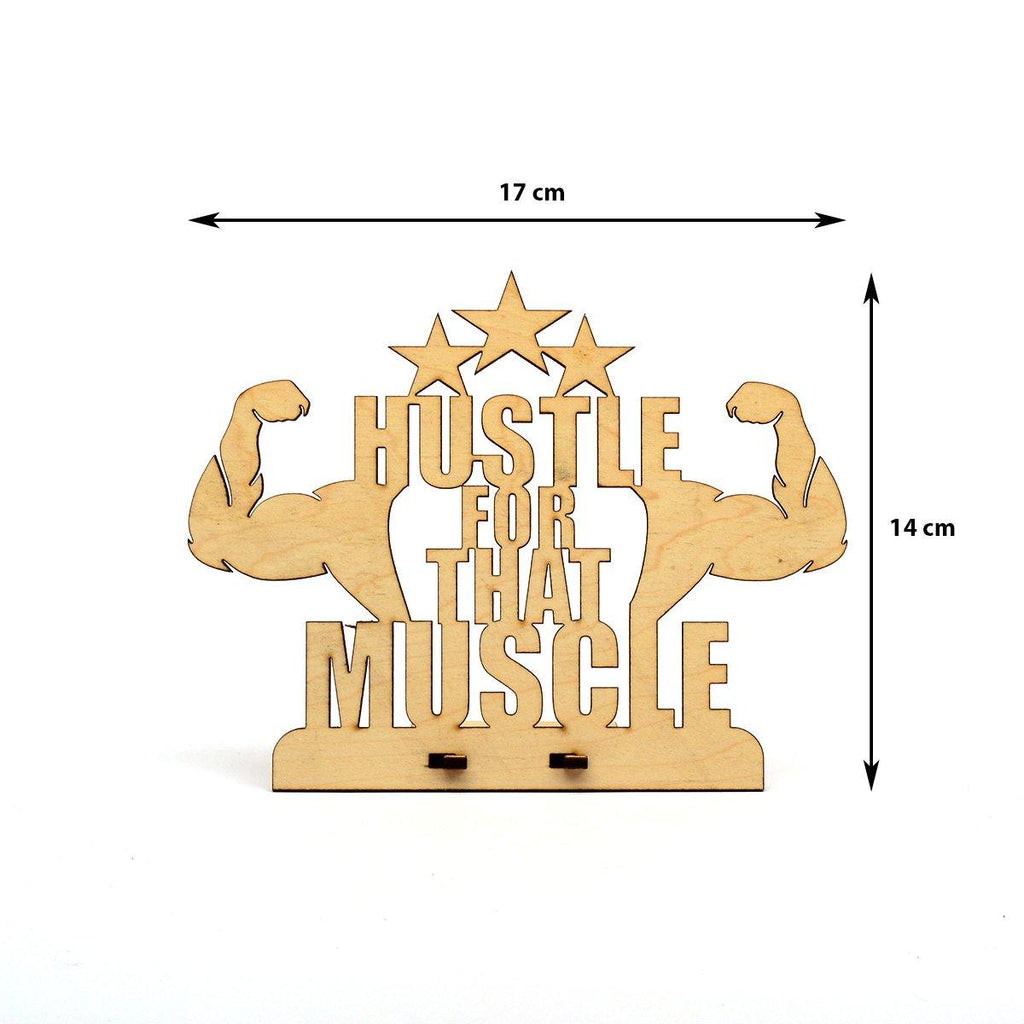 Hustle For That Muscle - Table Top