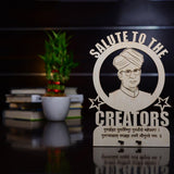 Salute To Creators - Table Top