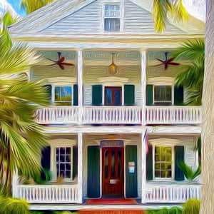 """Double Porch"""