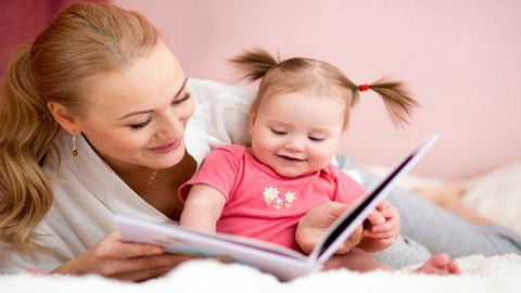 How To Read To Babies And Toddlers