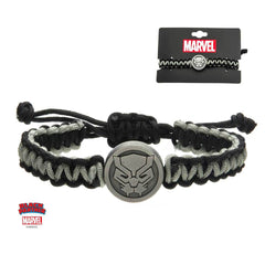 Black Panther Paracord Bracelet