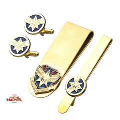 Cufflinks, Tie Bar & Money Clip Set