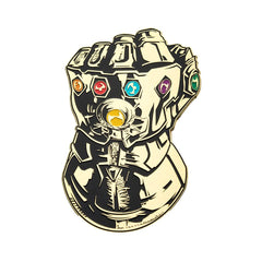 Thanos Infinity Gauntlet Lapel Pin